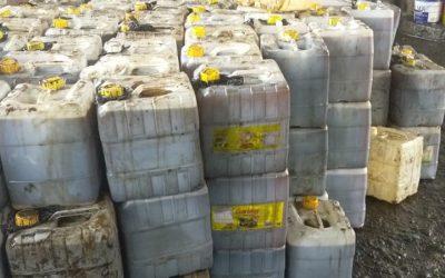 Beli Minyak Goreng Bekas/Jelantah untuk Biodiesel