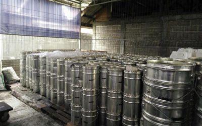 Penampung minyak goreng bekas untuk Biodiesel